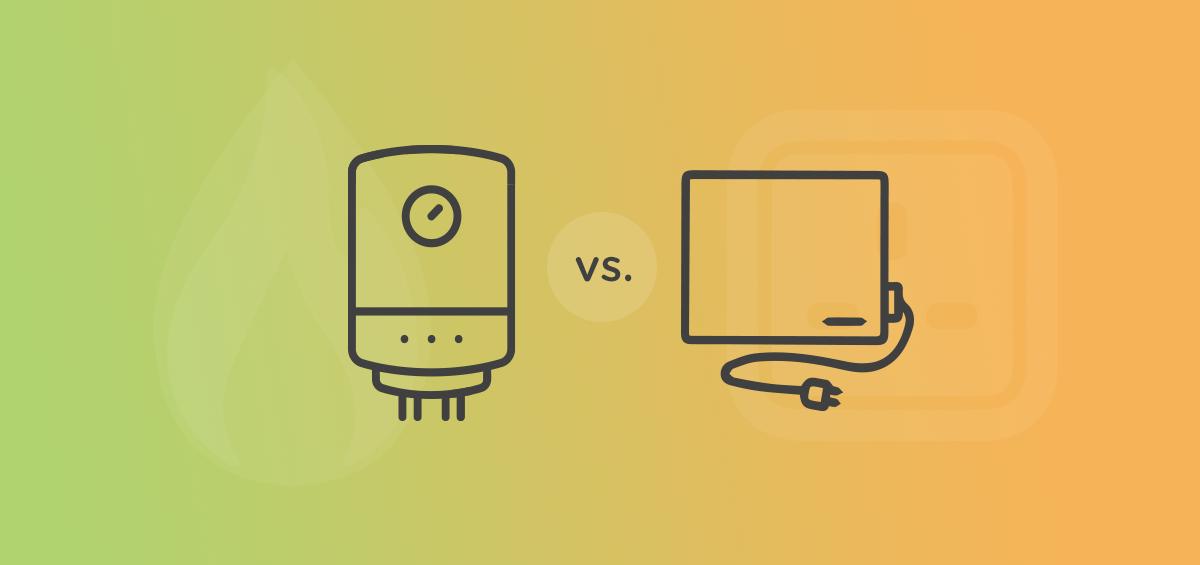 gas vs electric?